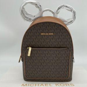 Michael Kors Medium Adina Backpack Brown